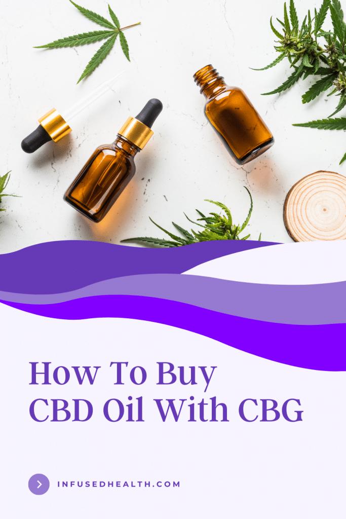 cbg oil hemp oil