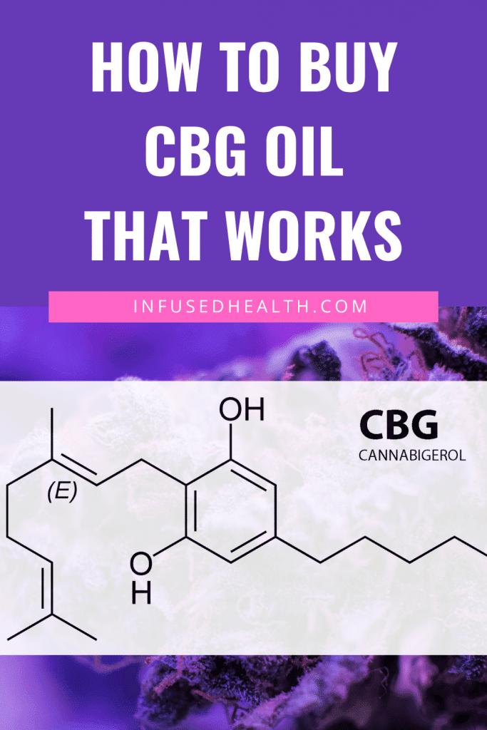 cannabigerol hemp oil